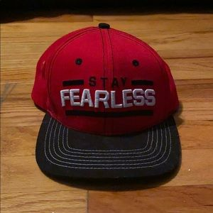 Stay Fearless Hat